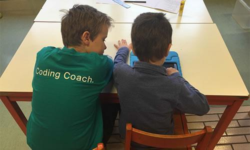 Coding coach photo